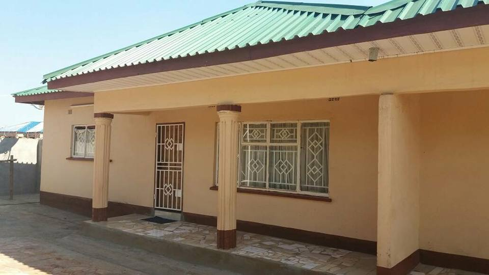 2 Bedroom House For Rent In Ndola  be Forward