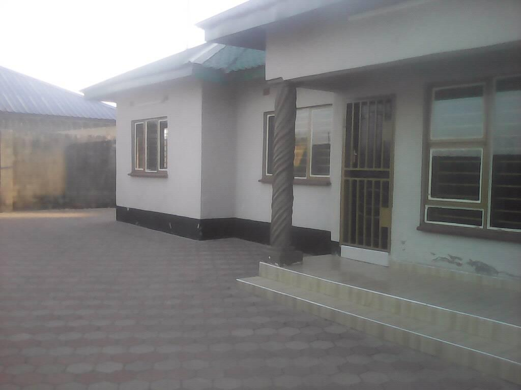 3 Bedroom House For Rent In Ndeke Kitwe |be Forward