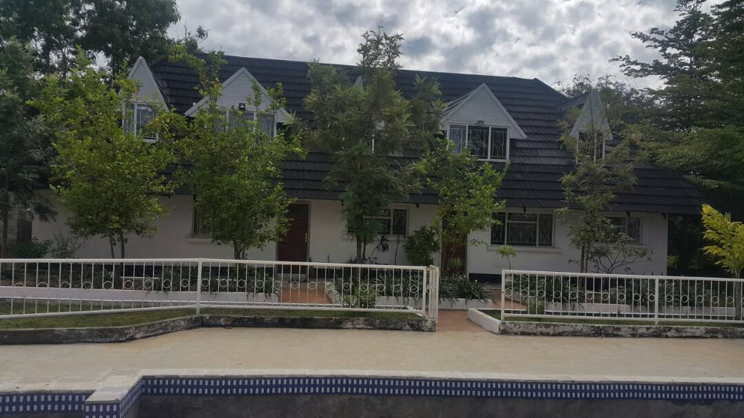 4 Bedroom House For Rent In Airport Livingstone