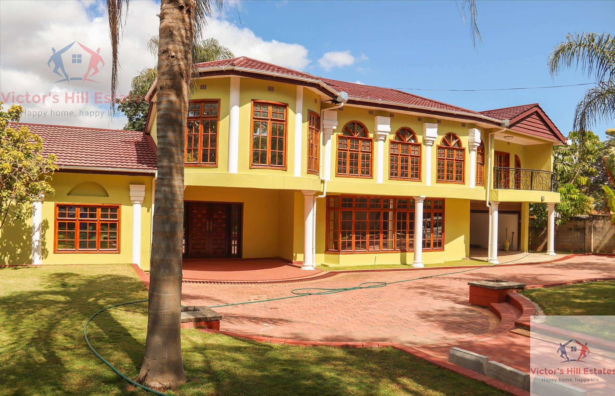 4 Bedroom Villa For Rent In Olympia Lusaka