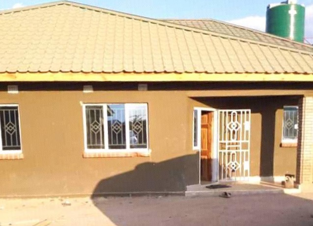 2 Bedroom House For Rent In Mitengo Ndola |be Forward