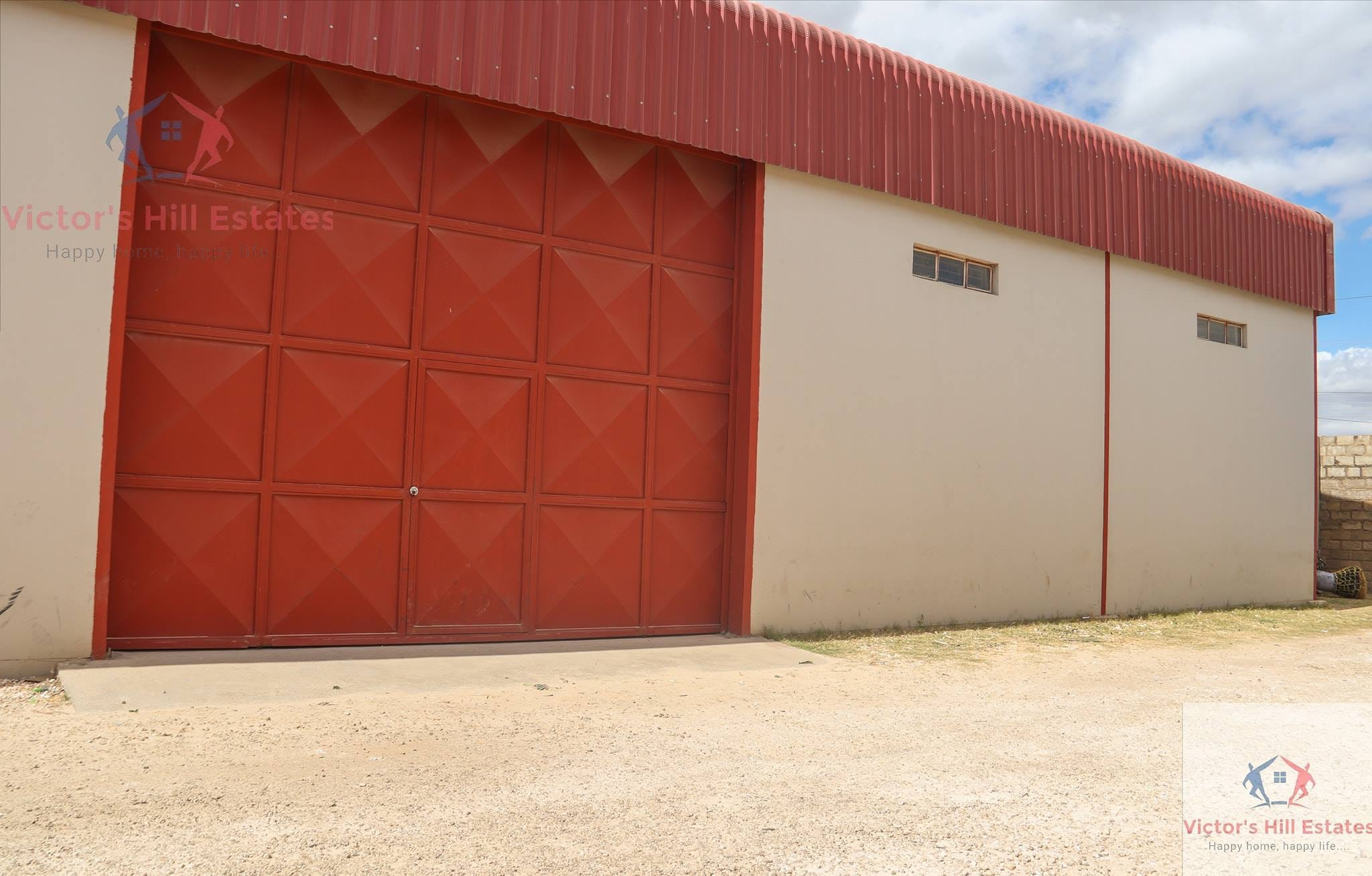 315 Sq mt Of Warehouse For Lease In Makeni Lusaka