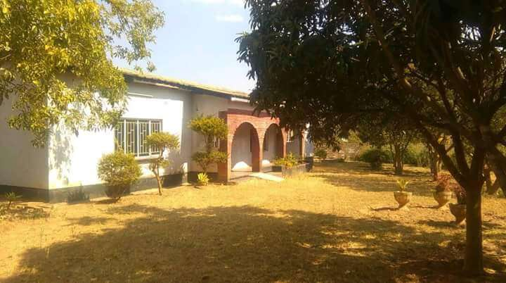 5 Bedroom Standalone House For Rent In Kabulonga
