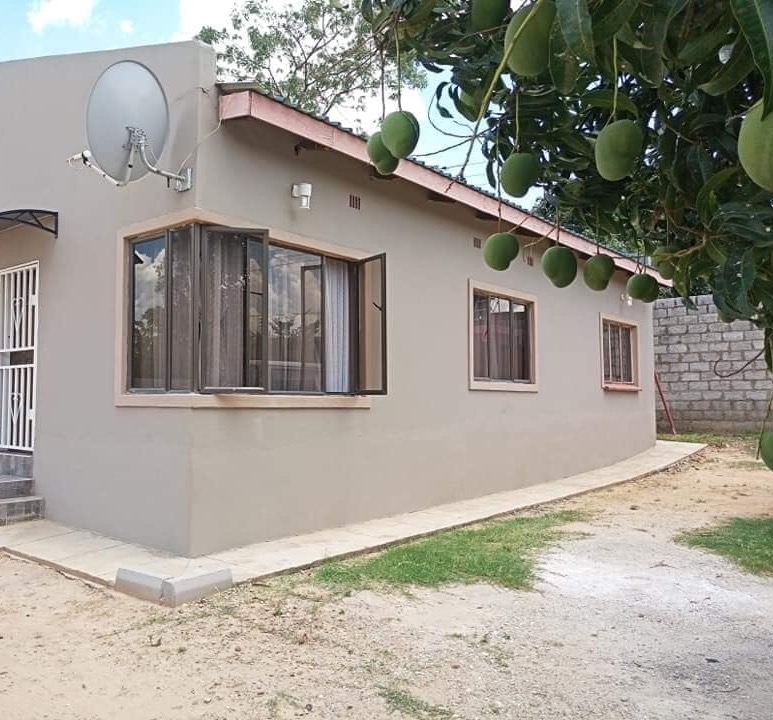 2 Bedroom House For Rent Near Munali Mall Chudleigh |BE