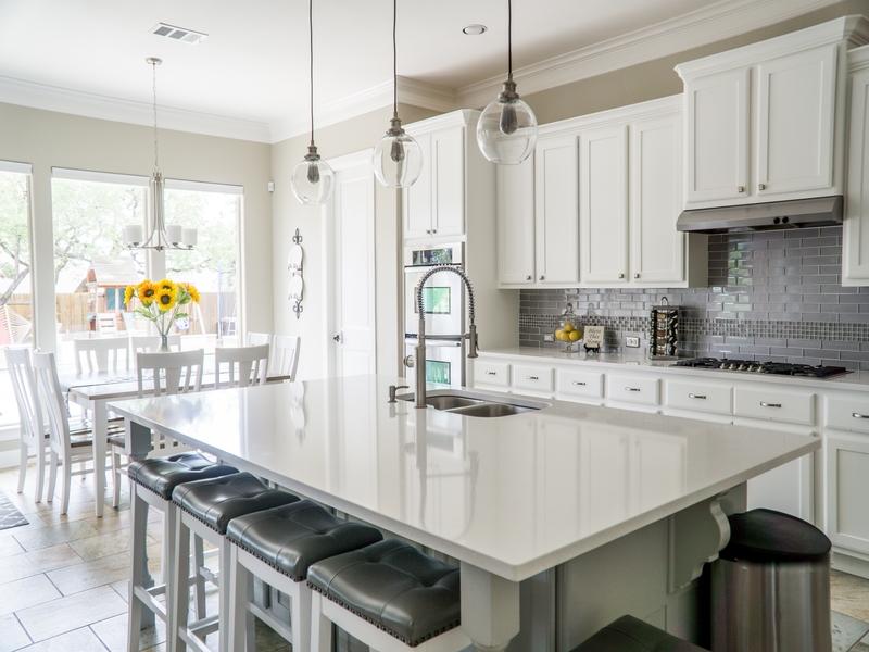 Fundamental kitchen layouts