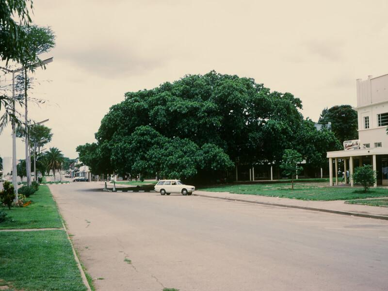 Kabwe city Zambia