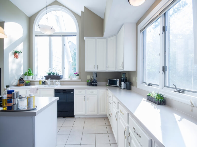 Great kitchen colour schemes | REAL ESTATE ZAMBIA | BE FORWARD