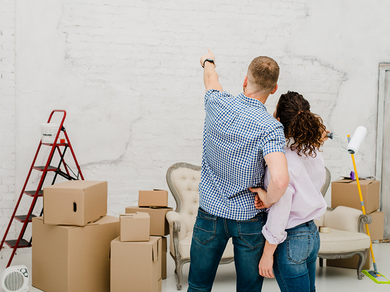 Common things you may need to fix when you buy a house