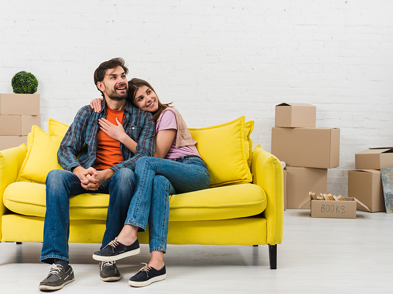 How to buy a home as a couple