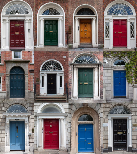 Choosing Doors For Your House