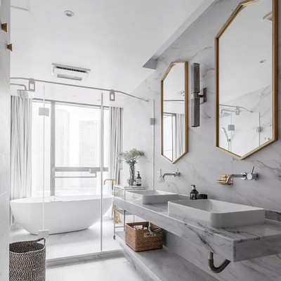 Different Types Of Modern Bathrooms