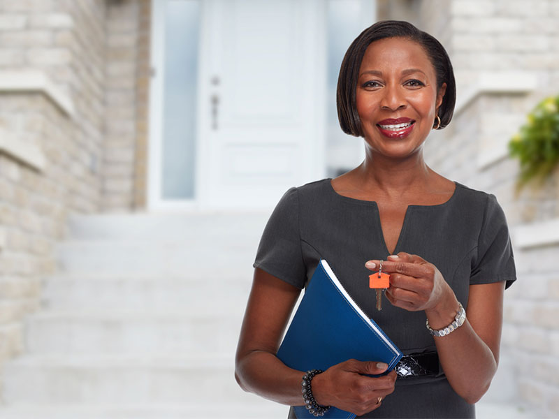 The benefits of working with an estate agent