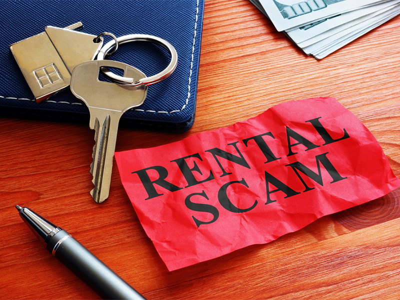 Types of rental scams and how to avoid them
