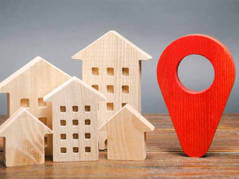 Why location matters in real estate