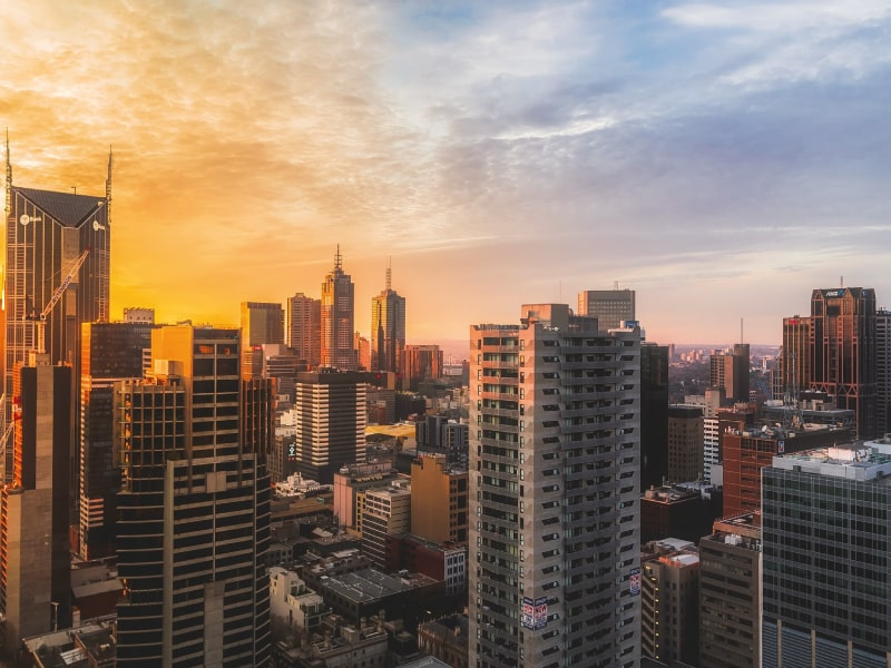 Diversification through real estate